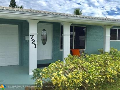 721 NE 47th Ct  Fort Lauderdale, FL MLS# F10141236