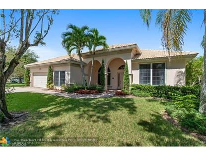 5035 NW 57th Way  Coral Springs, FL MLS# F10142724