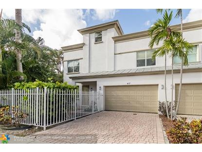 417 SW 8TH ST , Fort Lauderdale, FL