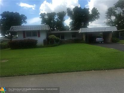Address not provided Oakland Park, FL MLS# F10143227