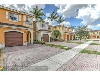 9064 SW 17th Ct  Miramar, FL MLS# F10143854