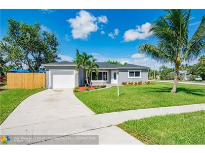 5100 SW 8th St  Margate, FL MLS# F10143904