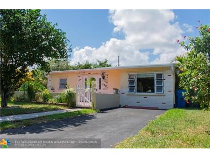 6101 NE 4th Ave  Oakland Park, FL MLS# F10144077