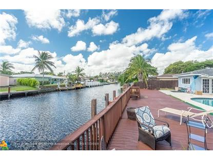 1448 NE 57th Ct  Fort Lauderdale, FL MLS# F10144335