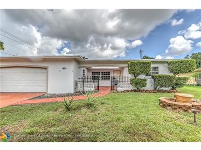 1631 N 74th Ter  Hollywood, FL MLS# F10144502