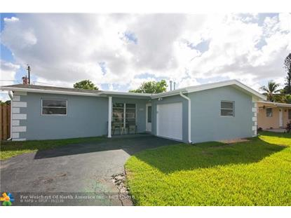 8610 NW 28th Pl  Sunrise, FL MLS# F10144509