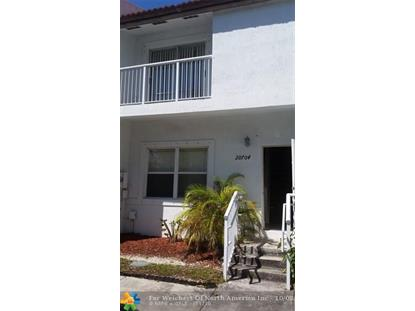 20704 SW 82nd Ave  Cutler Bay, FL MLS# F10144533