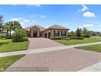 3994 Siena Cir  Wellington, FL MLS# F10145361