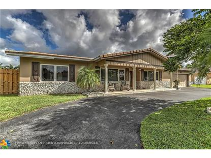 5941 SW 17th Ct  Plantation, FL MLS# F10146150