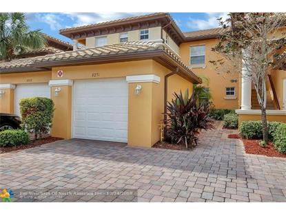 8251 NW 128th Ln  Parkland, FL MLS# F10146736