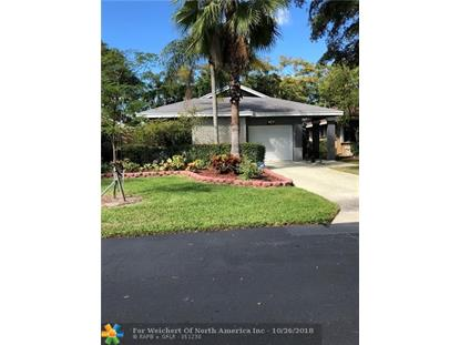 2625 Dahoon Ave  Coconut Creek, FL MLS# F10147091