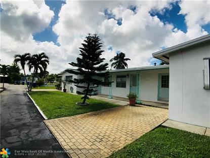 5649 Grant St  Hollywood, FL MLS# F10147196