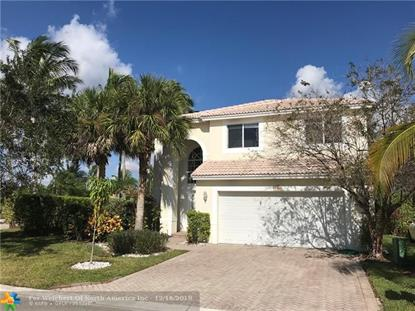 5450 NW 122nd Dr  Coral Springs, FL MLS# F10147239