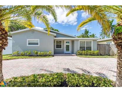 1317 NE 16th Ave  Fort Lauderdale, FL MLS# F10147473