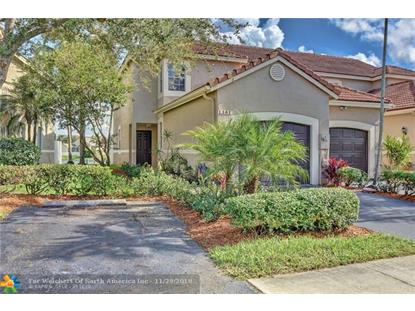 1381 Sorrento Dr  Weston, FL MLS# F10147940