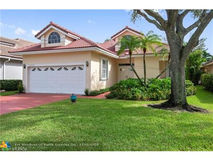 11830 Highland Pl  Coral Springs, FL MLS# F10148123