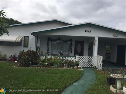 3581 NW 37th Ave  Lauderdale Lakes, FL MLS# F10148731