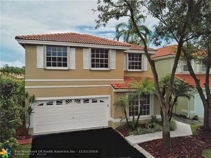 861 GARNET CIR  Weston, FL MLS# F10149378