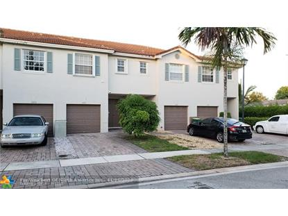 8306 Prestige Commons Dr  Tamarac, FL MLS# F10149469