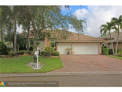 12327 NW 52nd Ct  Coral Springs, FL MLS# F10149519