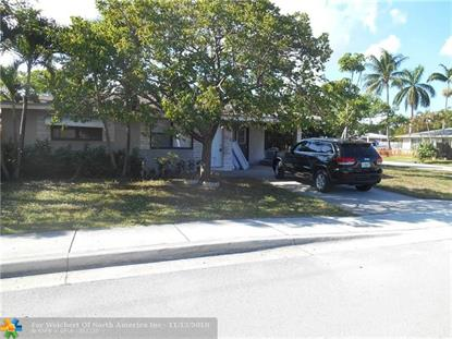 316 NW 45th Ct  Oakland Park, FL MLS# F10149590
