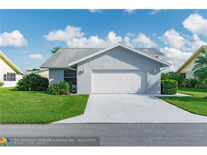 3830 Rowena Cir  West Palm Beach, FL MLS# F10149662