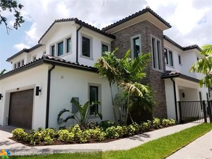 3457 Emerson Ln  Fort Lauderdale, FL MLS# F10149818