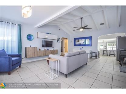 1608 Jefferson St  Hollywood, FL MLS# F10149917