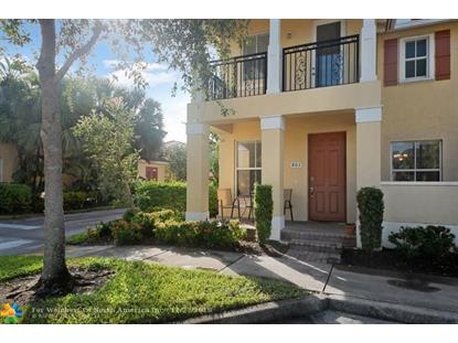 4680 Mimosa Pl  Coconut Creek, FL MLS# F10151381