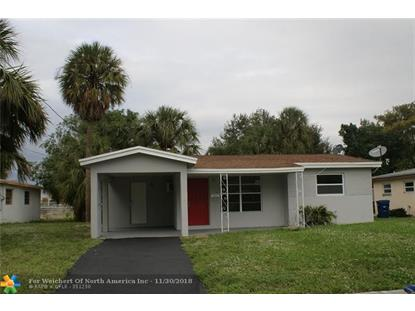3771 NW 9th Ct  Lauderhill, FL MLS# F10152013