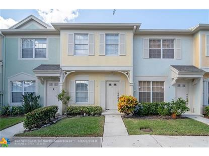 9 Whitehead Cir  Weston, FL MLS# F10152179