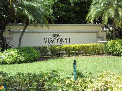 9188 W Atlantic Blvd  Coral Springs, FL MLS# F10152292