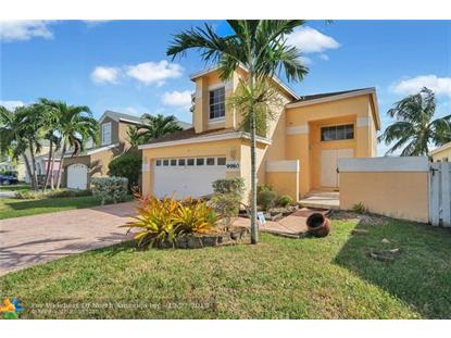 9980 River Run Cir  Miramar, FL MLS# F10152857