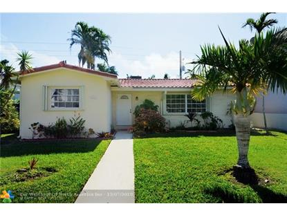 1066 Johnson St  Hollywood, FL MLS# F10152864