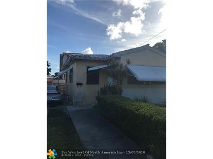 1830 Garfield St  Hollywood, FL MLS# F10152977