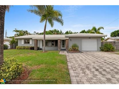 5351 NE 16th Ter  Fort Lauderdale, FL MLS# F10153001