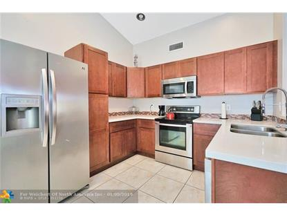 8681 SW 15th St  Pembroke Pines, FL MLS# F10153207
