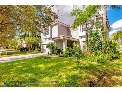 13737 NW 22nd Pl  Sunrise, FL MLS# F10153376