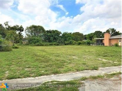 4520 NW 5th Pl  Plantation, FL MLS# F10153485