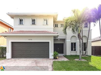 15736 SW 145th Ter  Miami, FL MLS# F10153691