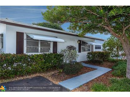 1876 NW 45th Ct  Tamarac, FL MLS# F10153782