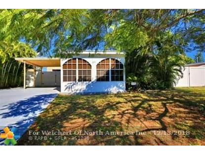 271 Mentone Rd  Lake Worth, FL MLS# F10153846