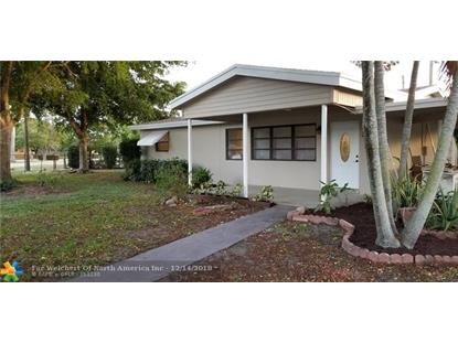 3616 SW 16th St  Fort Lauderdale, FL MLS# F10153896