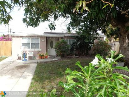 1317 NE 25th St  Pompano Beach, FL MLS# F10153902