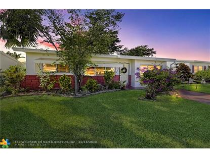 1465 NW 69th Ave  Margate, FL MLS# F10153925