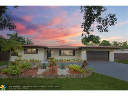 681 NW 67 Ave  Plantation, FL MLS# F10154022
