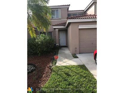 11122 SW 17th Mnr  Davie, FL MLS# F10154066