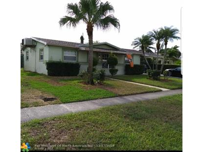 3610 NW 41st St  Lauderdale Lakes, FL MLS# F10154134
