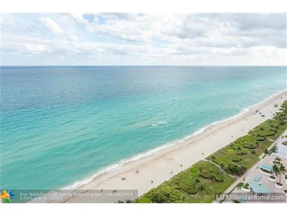 16699 Collins Ave  Sunny Isles Beach, FL MLS# F10155014