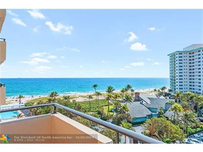 2000 S Ocean Blvd  Lauderdale by the Sea, FL MLS# F10155544
